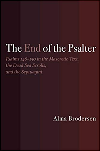 The End of Psalter
